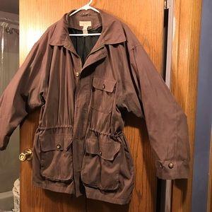 EUC Mens Dual Season Coat